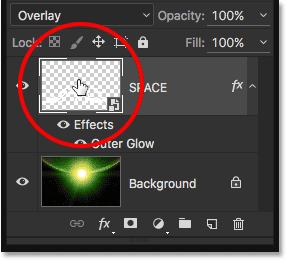 Double-clicking on the Smart Object thumbnail in the Layers panel.