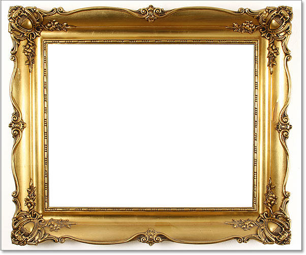 A photo frame image. Image 6124729 licensed from Adobe Stock by Photoshop Essentials.com