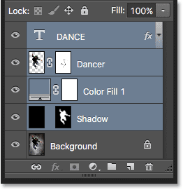 Press Ctrl+Alt+A (Win) / Command+Option+A (Mac) to select all layers except the Background layer.