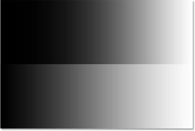 The midtones are now darker after dragging the slider towards the right. Image © 2015 Steve Patterson, Photoshop Essentials.com