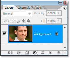 Photoshop's Layers palette