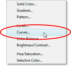 Select Curves