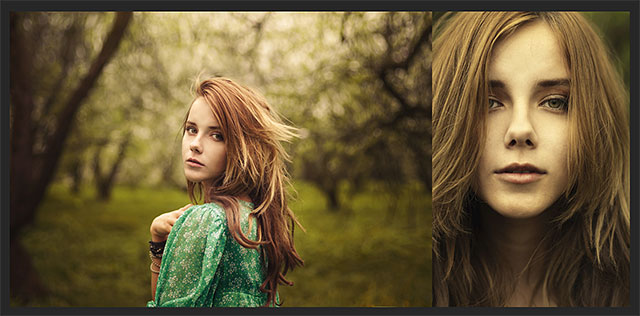 Both images are visible once again in the document. Image © 2014 Photoshop Essentials.com