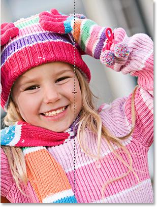 Adobe Photoshop tutorial image.