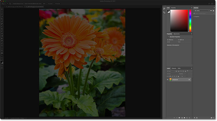 how to delete recent files on photoshop