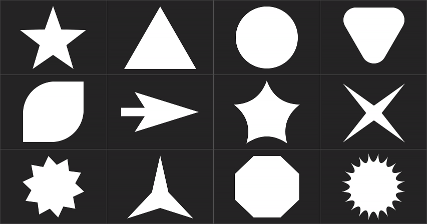 How to draw with the shape tools in Photoshop 2021