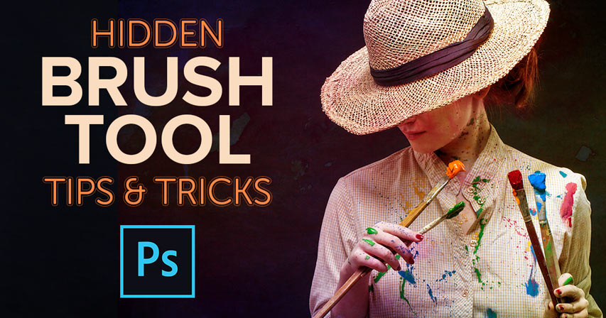 Photoshop Brush Tool Tips and Tricks