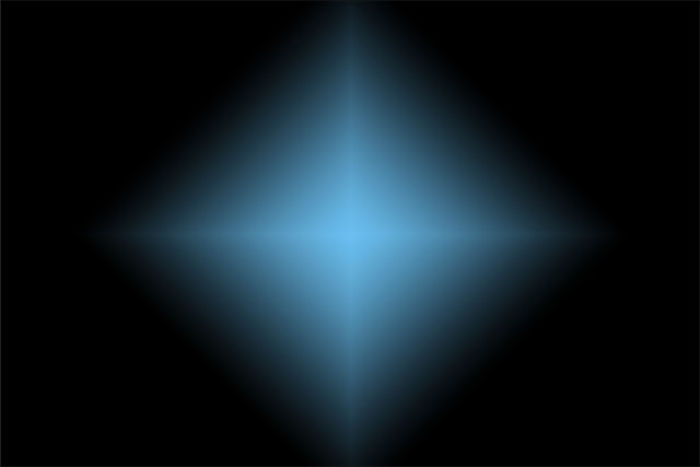 The diamond gradient with the colors reversed.