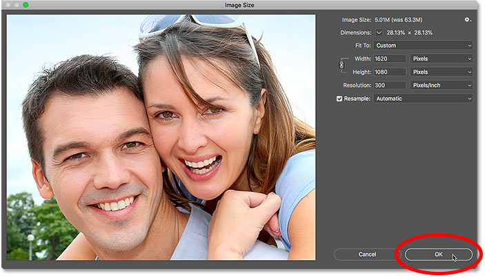 How to resize images for email and photo sharing with Photoshop