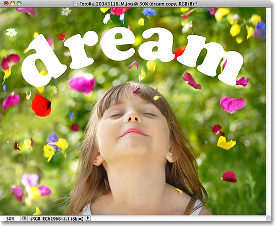 A photo of a girl daydreaming. Image licensed from Fotolia by Photoshop Essentials.com