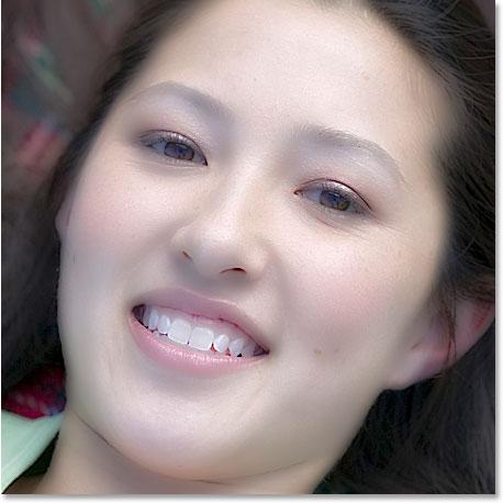 Adobe Photoshop photo editing tutorial image