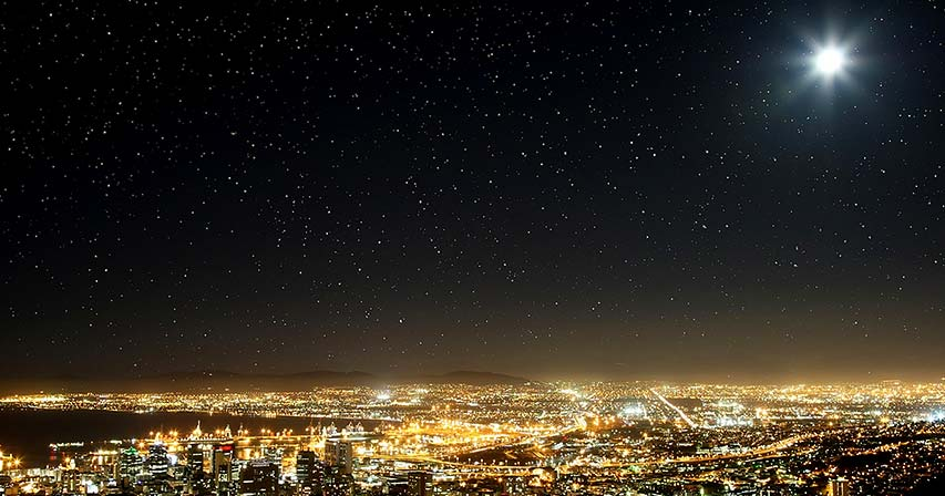 How to add stars to an image in Photoshop