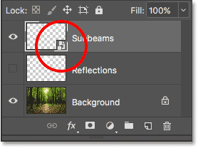 A Smart Object icon appears in the layer's preview thumbnail.