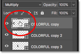 Double-clicking on the first Shape layer thumbnail in the Layers panel