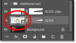 How to edit the text inside the smart object in Photoshop